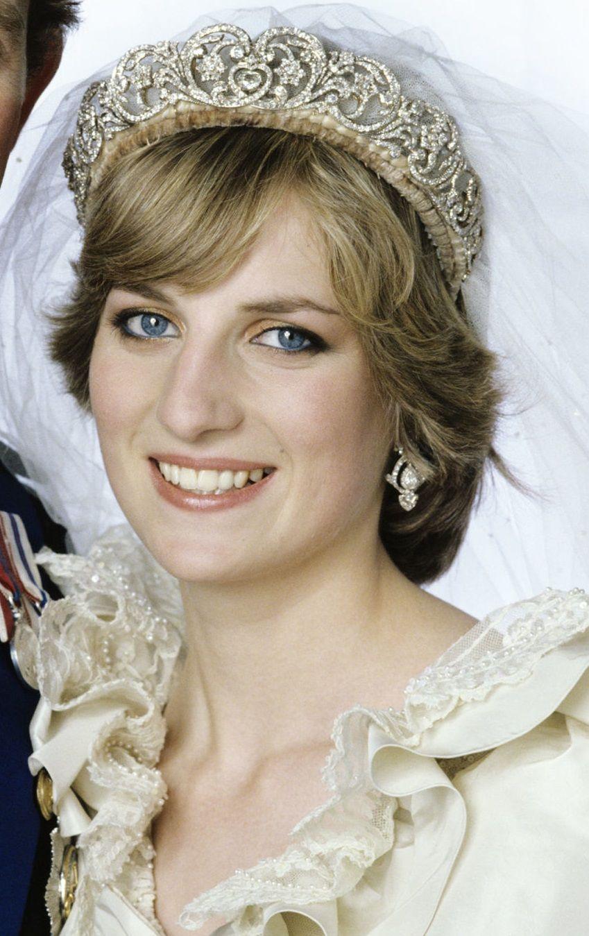 The Power Of The Wedding Makeup Princess Diana Wedding Princess