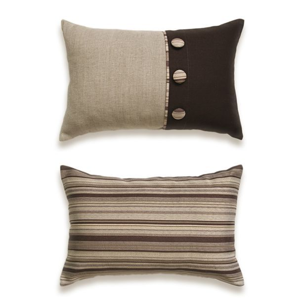 Make Double sided Pillow Case With Button Decoration and Envelope
