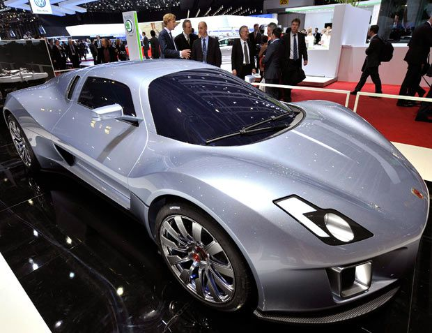 Geneva Motor Show Part Two More New Models And Concept Cars