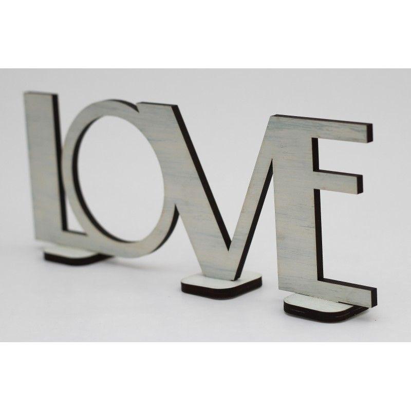 Ideal para decorar una estancia, para decoración de una boda, pedida de matrimonio o simplemente darle un toque diferente a tu espacio con un Love cerca.