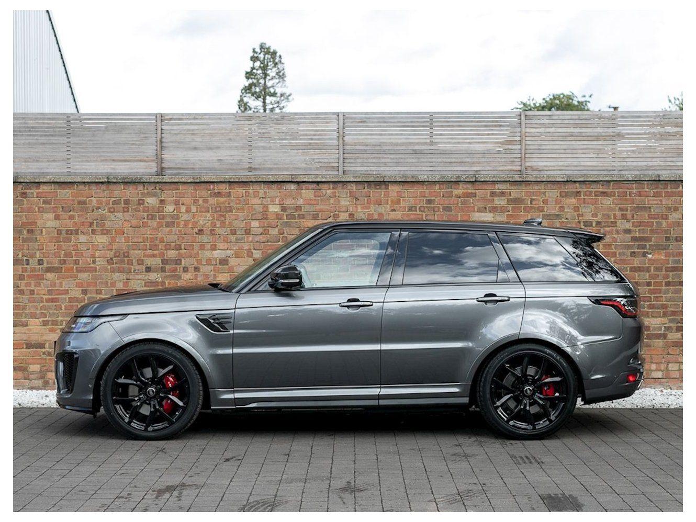 2018 Used Land Rover Range Rover Sport Svr Range Rover Sport Grey Rangeroversportgrey Romans Are Ple In 2021 Range Rover Sport Range Rover Luxury Cars Range Rover