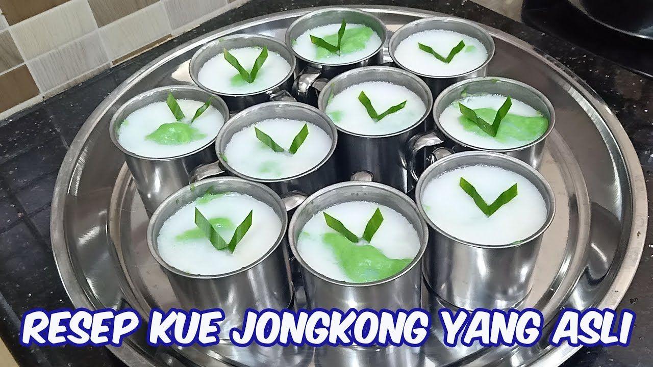 Resep Kue Jongkong Yang Sebenarnya Cocok Untuk Menu Buka Puasa Resep Kue Kue Resep