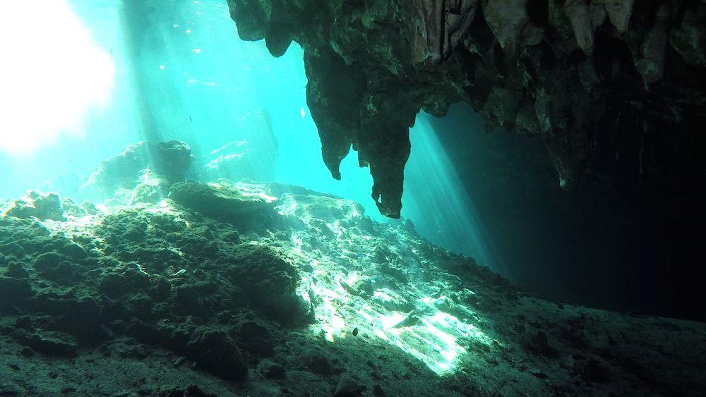 The Yucatan Peninsula is rife with deep, sometimes creepy ...