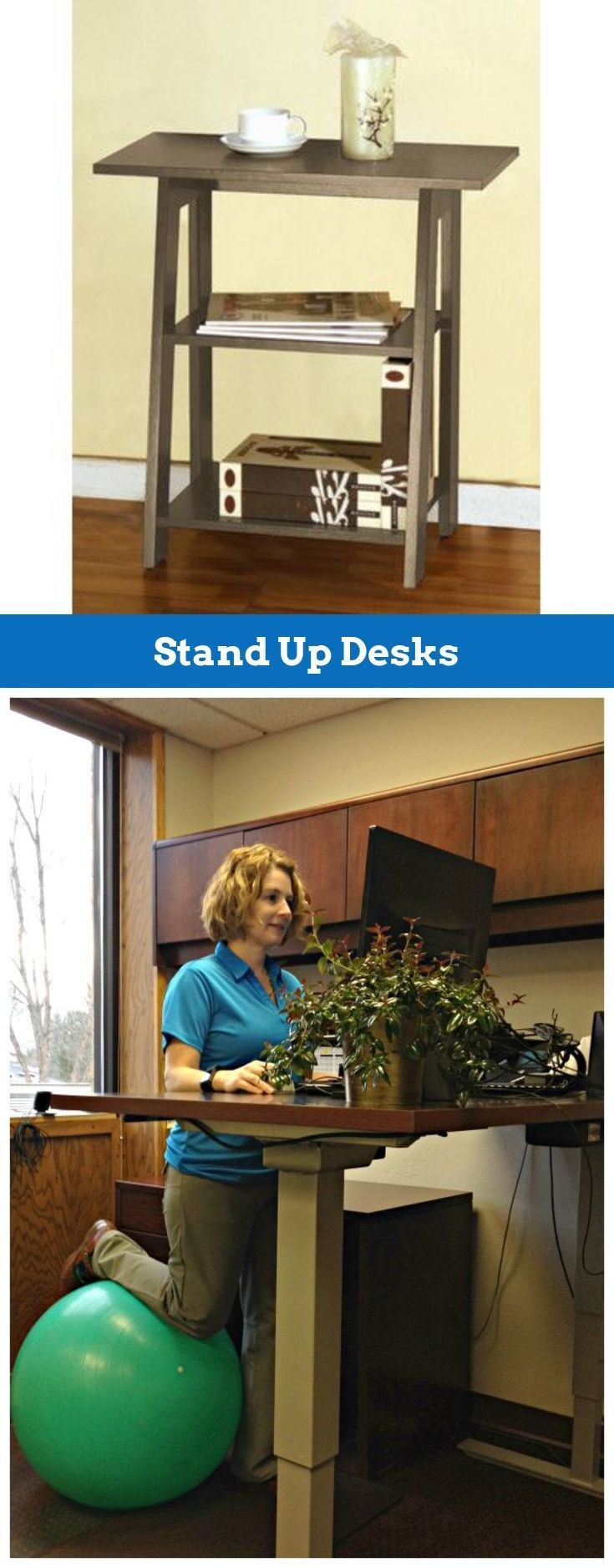 Diy shelf desk diy adjustable standing desk standingdesk desk