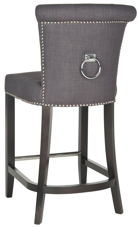 Hud8241a Counter Stools Furniture By Kitchen Stools With Back