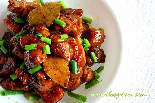 Manila Spoon: The Classic Pork or Chicken Adobo