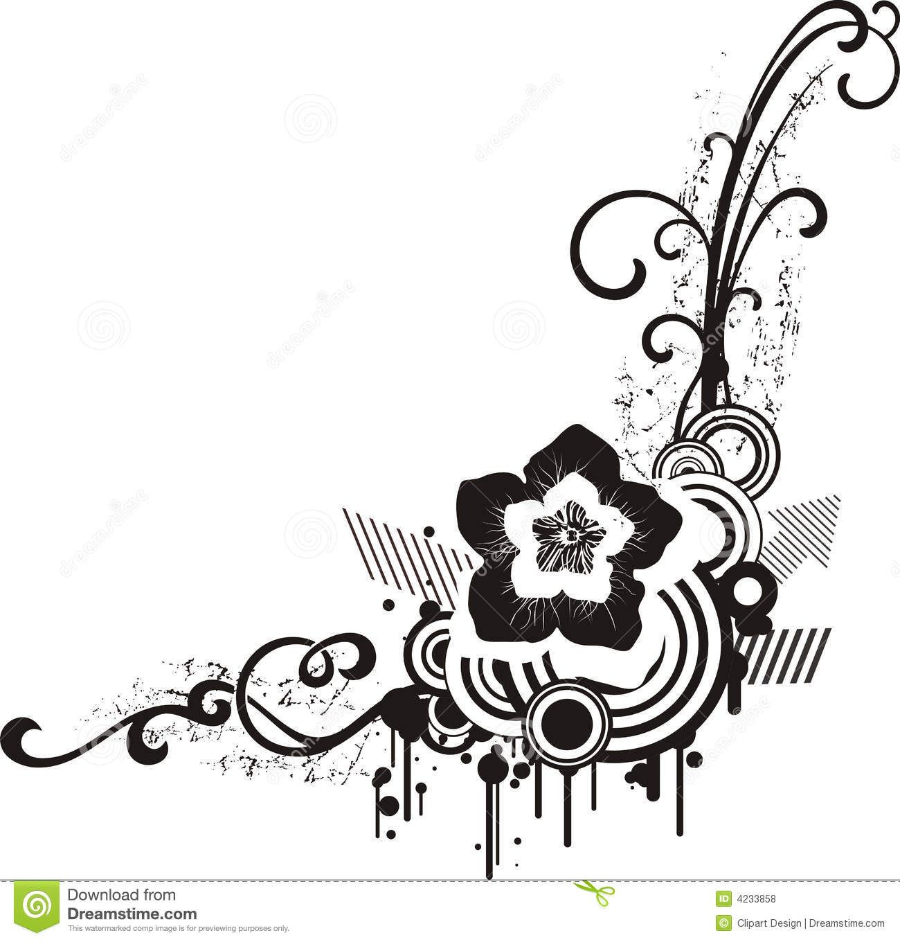 Black And White Design flower black and white hd background wallpaper 53 hd wallpapers