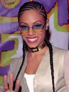 Jada Pinkett Smith Natural Cornrows Black Hairstyles