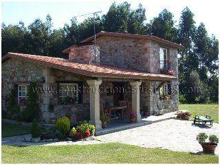Construcciones r sticas gallegas casas r sticas de for Casas de diseno galicia