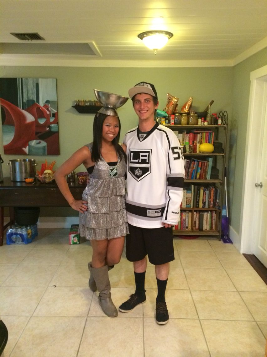 Stanley Cup Costume Stanley Cup Costume Couples Costumes Diy Halloween Costumes