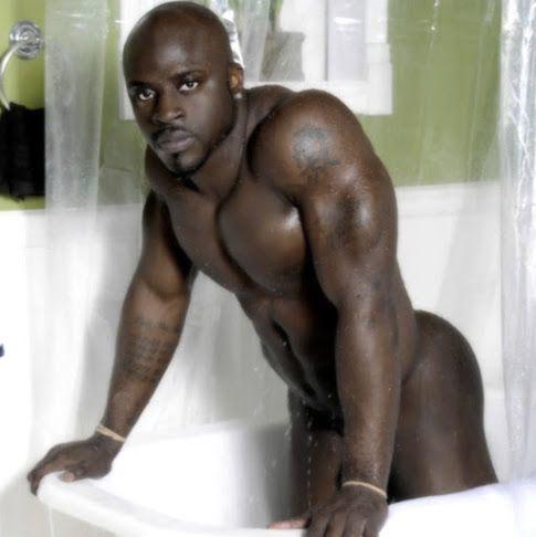Photos of sexy black men