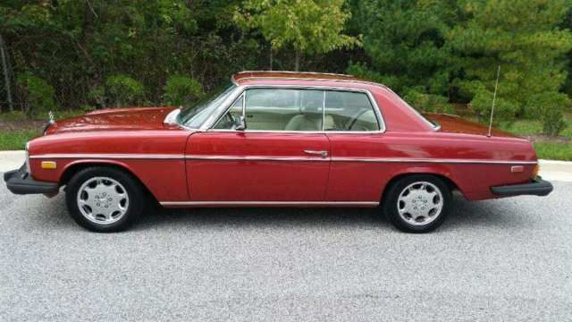 1975 Mercedes Benz 280c 2 Door Coupe Sun Roof Runs And Drives Great For Sale Photos Technical Specifications De Mercedes Benz Mercedes Mercedes Benz Classic