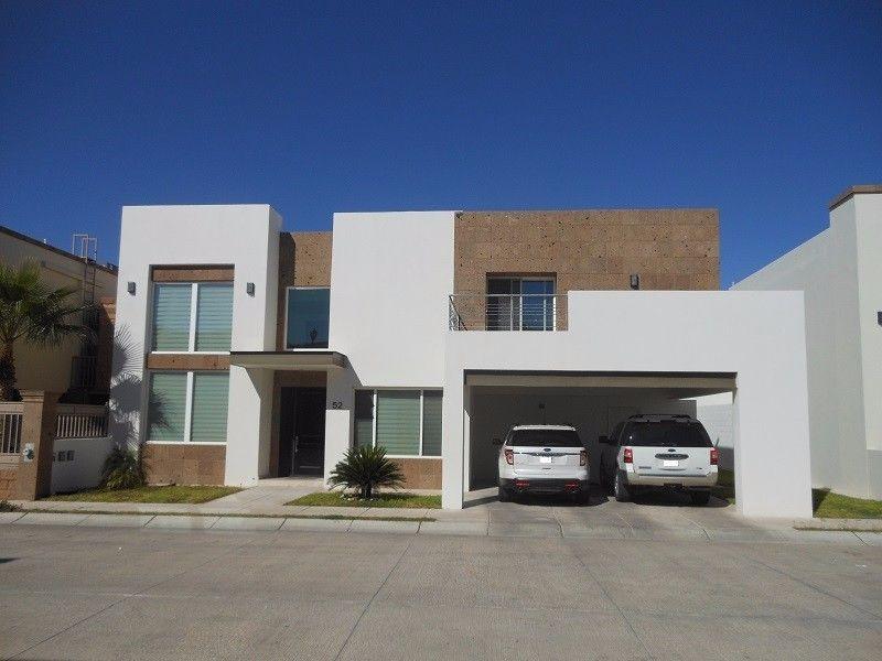 Se vende casa en la rioja hermosillo vivanuncios for Fachadas de casas modernas en hermosillo