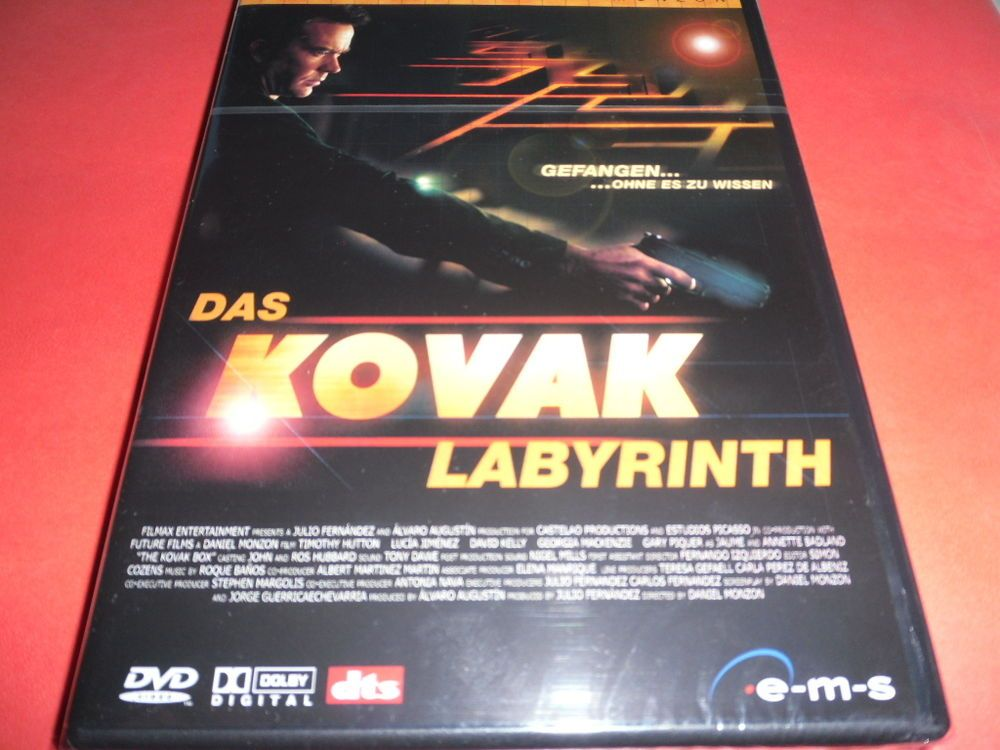 Das Kovak Labyrinth  OVP/NEU 1,91 €