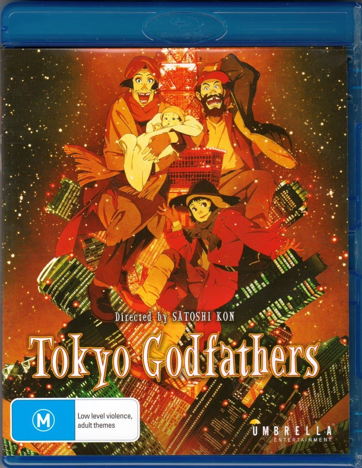 The 30 Christmas Movies Everyone Should See At Least Once Tokyo Godfathers The Godfather Best Christmas Movies