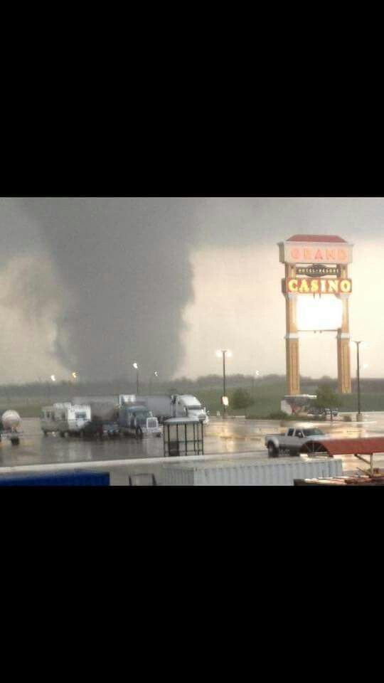 Shawnee Ok May 19th 2013 Severe Weather Weather Cloud