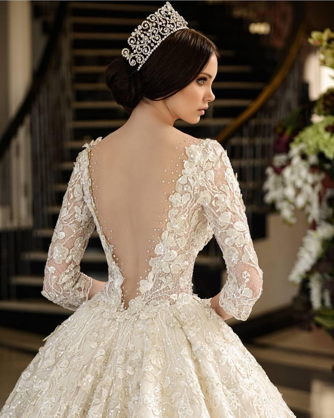 Vestidos de boda espectaculares