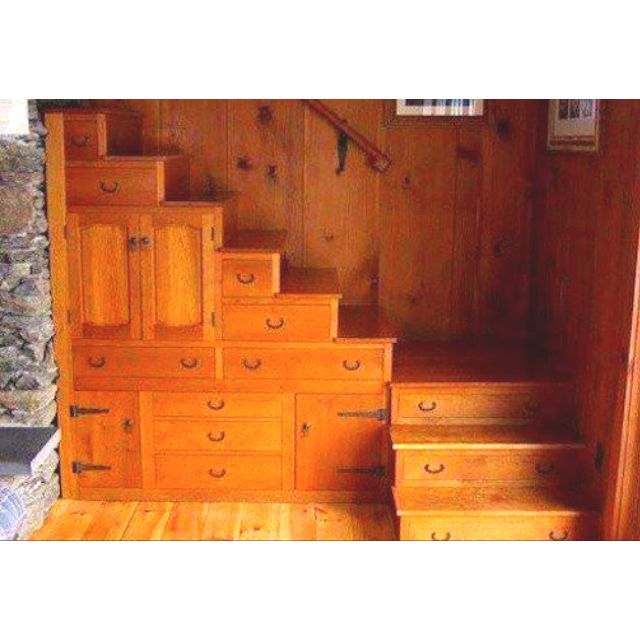<3 this stair storage