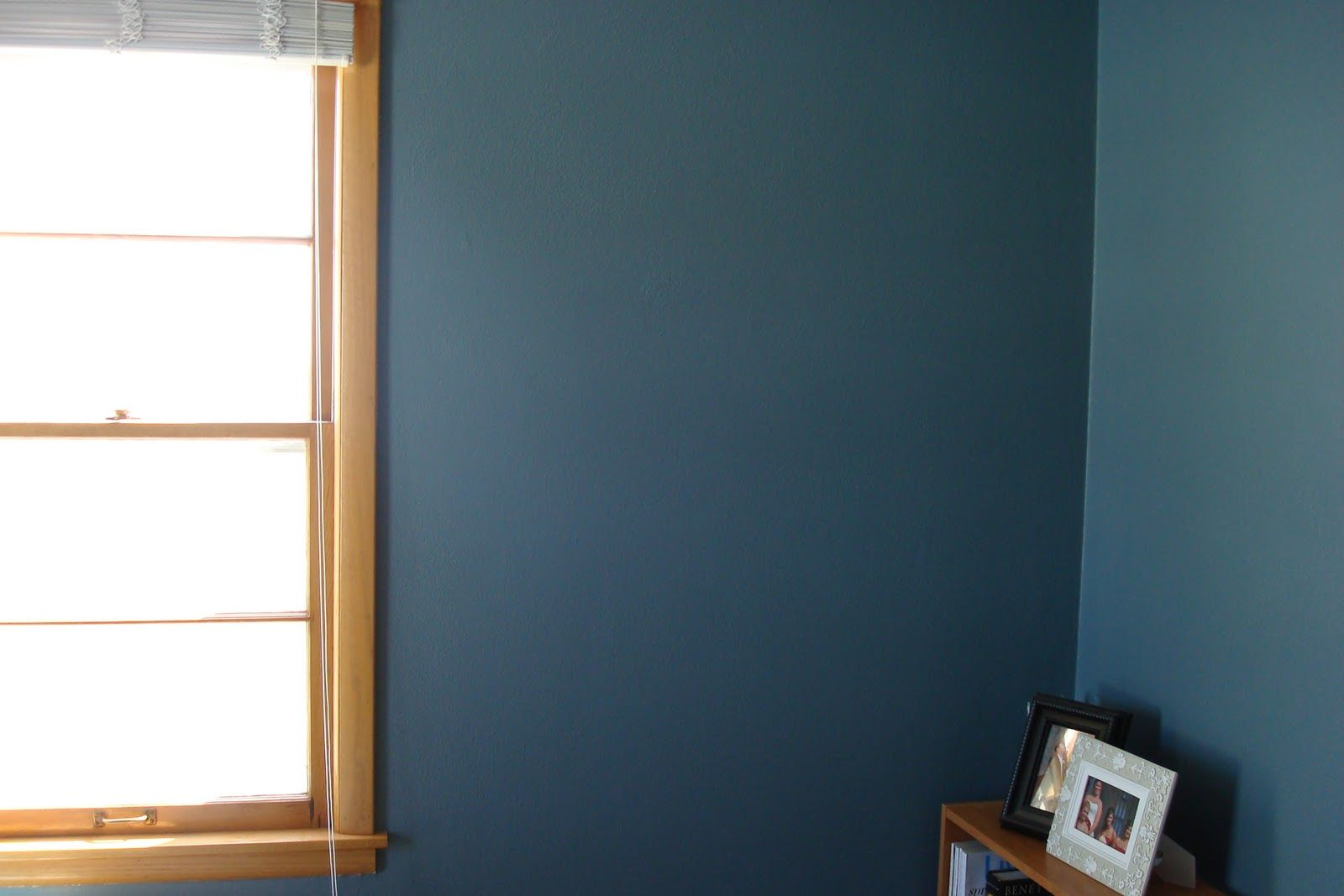Glidden French Grey Eggshell Finish Mine Turned Out Teal But This Is The Color Of My Kitchen