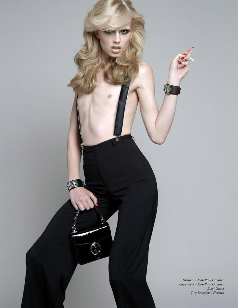 andreja pejic buscar con google series and clothes