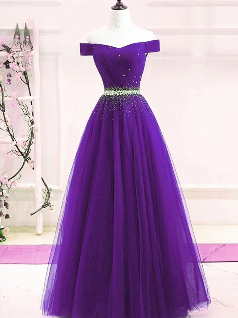 19++ Purple formal dress ideas