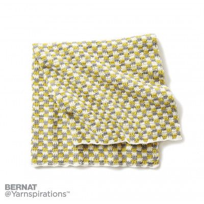 Free Easy Crochet Blanket Pattern | Knit/Crochet | Pinterest