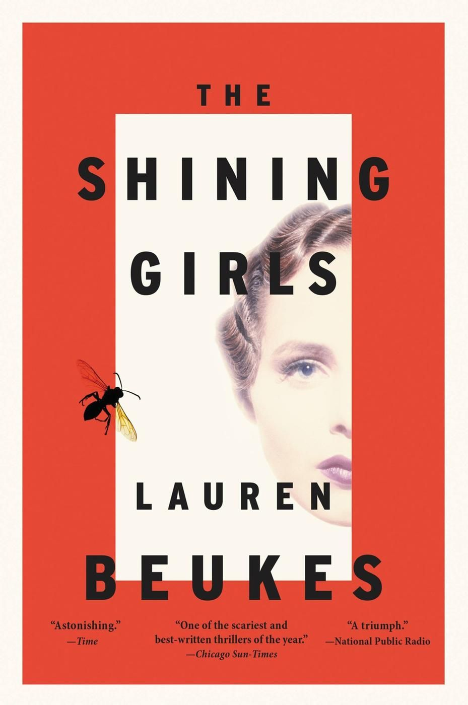 The Shining Girls By Lauren Beukes Dark Books Books To Read Book Girl