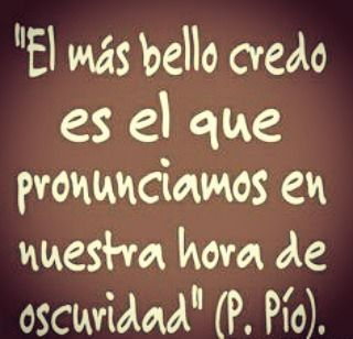 #FRASES #PADREPÍO