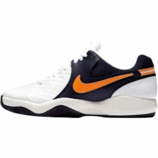 estimular Perseguir Poderoso  Nike Men's Tennis Shoes Clay Air Zoom Resistance Clay, Size 44 ½ In Wh  ... Nike Men's Tennis Shoes Clay Air Z..., 2020 | Nike