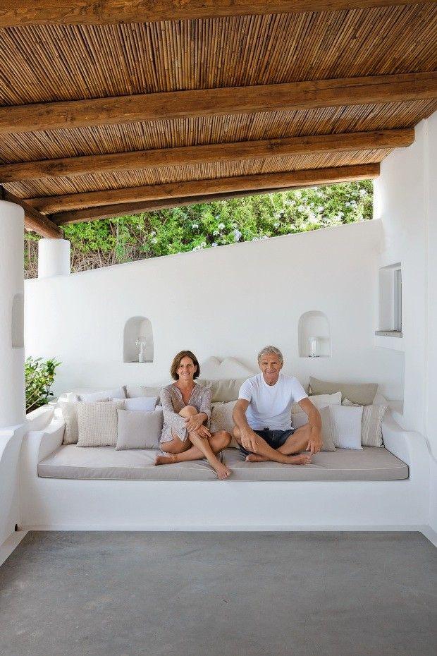 Casal Na Sicília Troca Eletricidade E Conforto Pela Vista