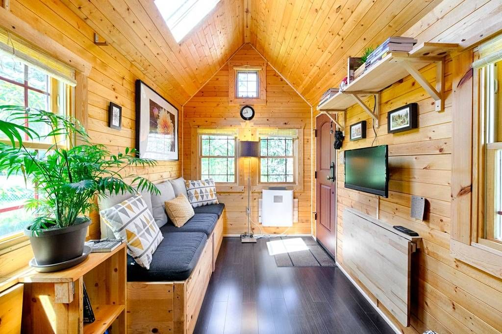 50 Tiny Houses You Can Rent On Airbnb In 2020 Tiny Houses For Rent Tiny House Vacation Tiny House Cabin