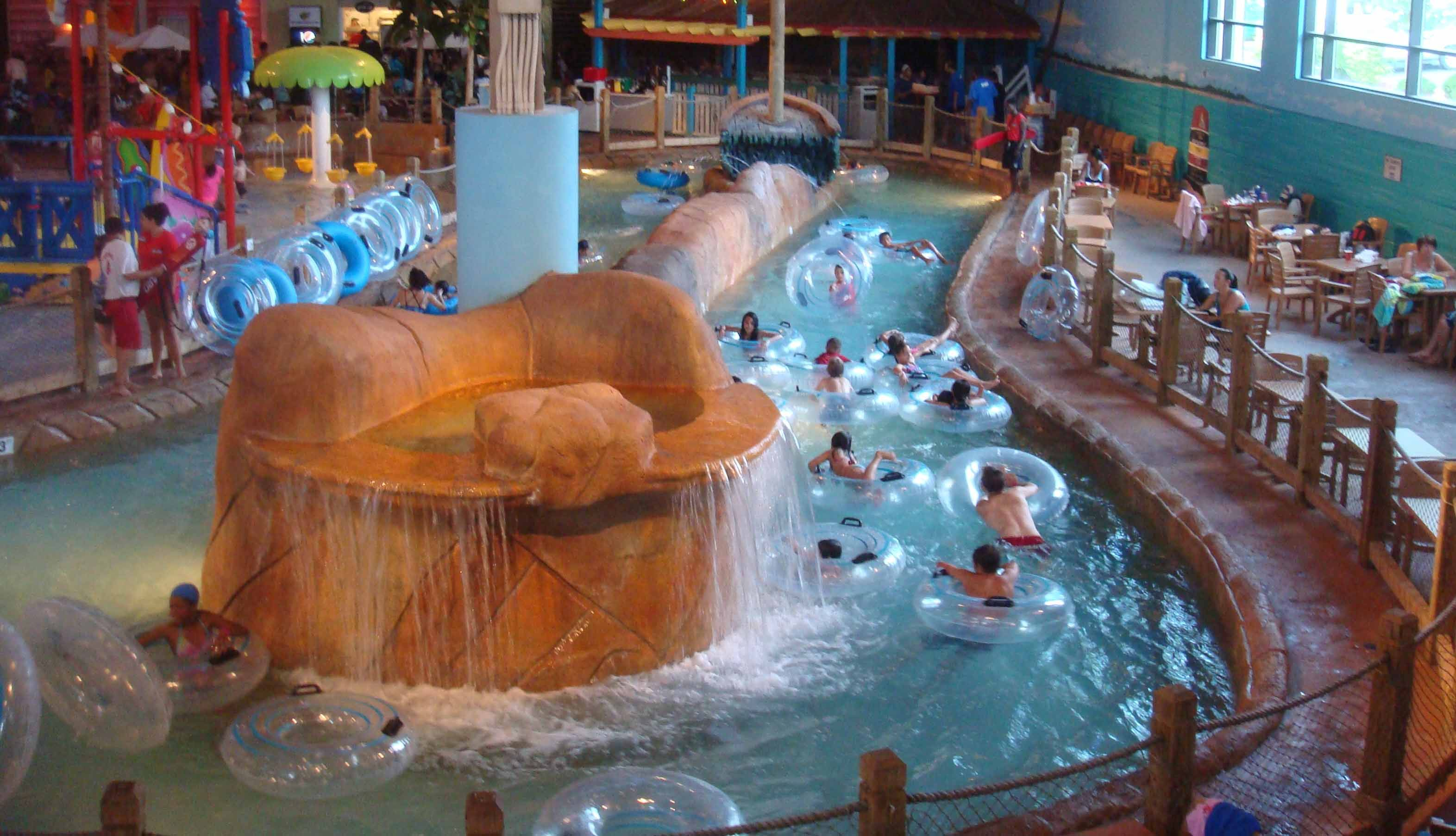 Cool Day Trips Coco Key Indoor Water Resort In Waterbury CT
