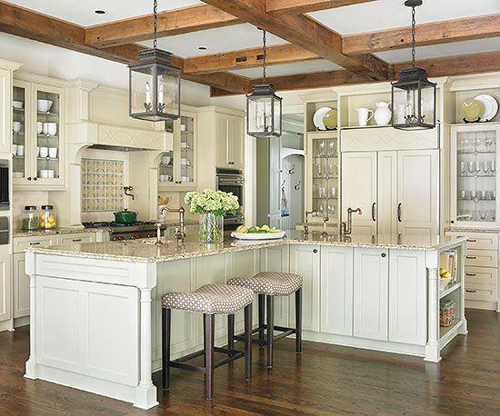 12 Things About Choosing a Kitchen Island