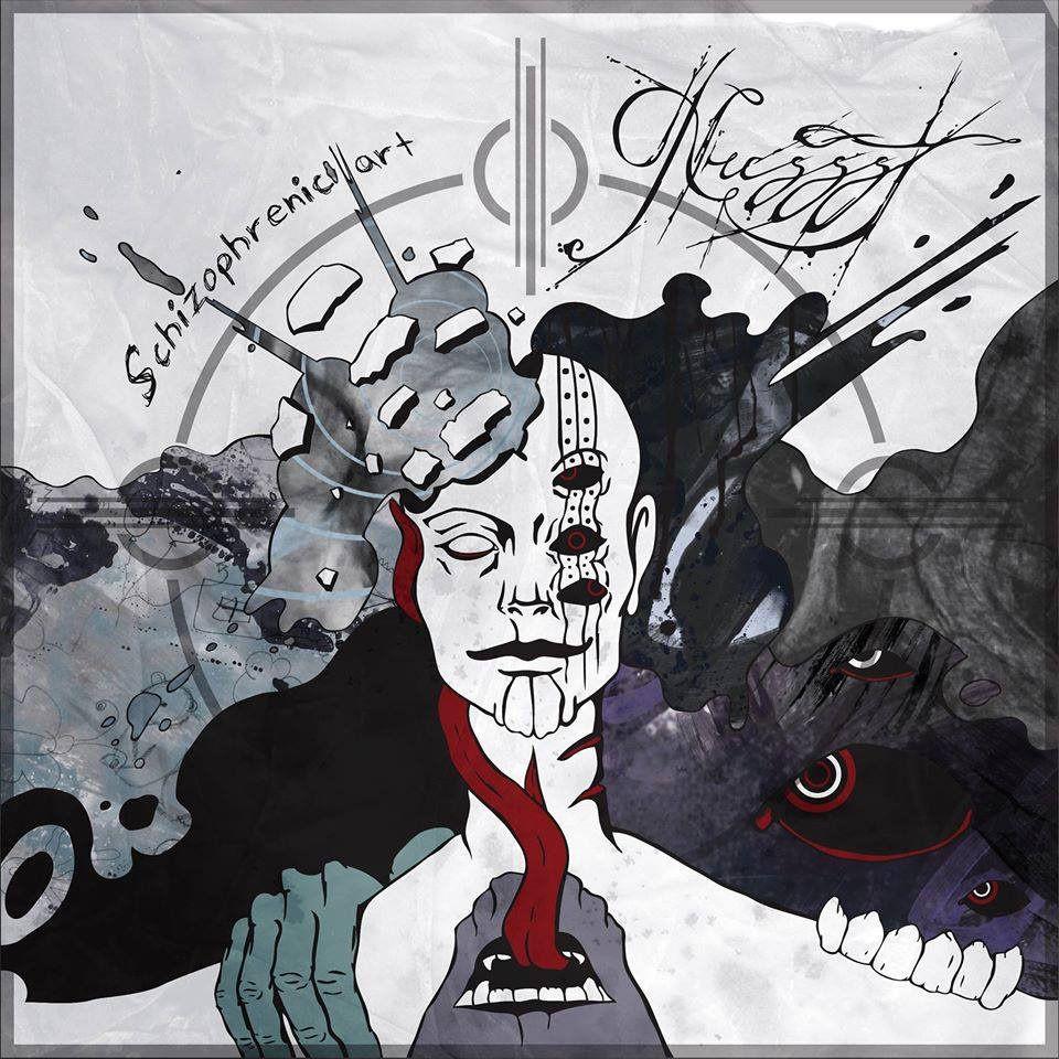 N R C S S S T - Schizophrenic Art bandcamp | fb post-black