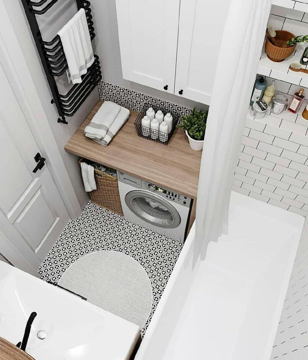 Stylish Ways To Decorate Small Bathroom Ideas 6x6 Tips For 2019 Tiny House Bathroom Small Bathroom Ideas On A Budget Bright Bathroom