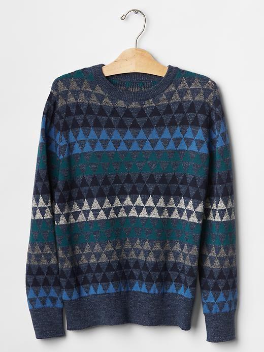 Geometric fair isle sweater | BOYS GRAPHICS | Pinterest | Babies