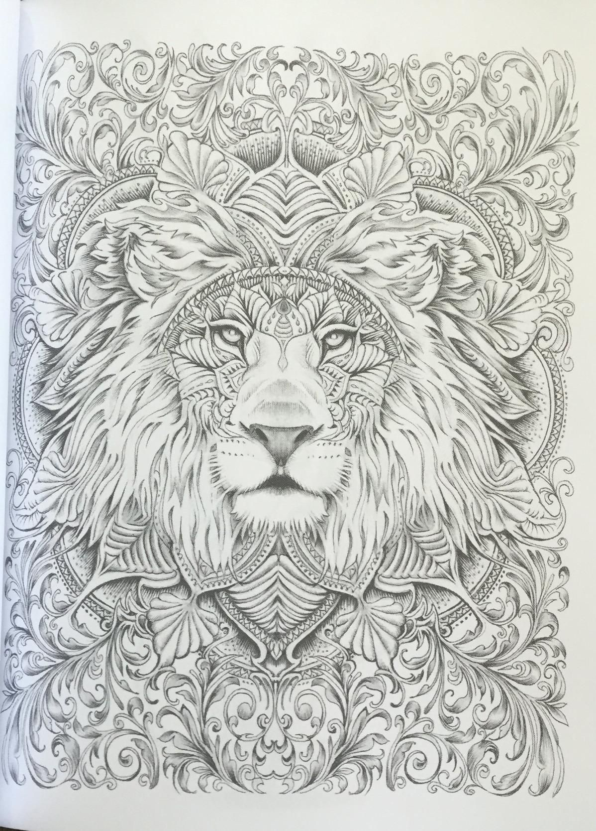The coloring book project 2nd edition - Colour My Sketchbook 3 Greyscale Colouring Book Volume 1 Bennett Klein