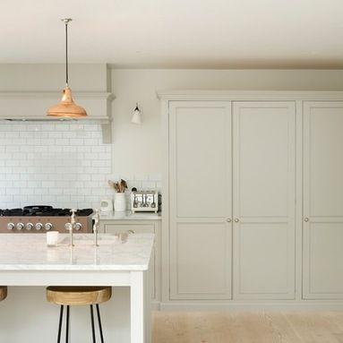 The Clapham Classic English Kitchen by deVOL