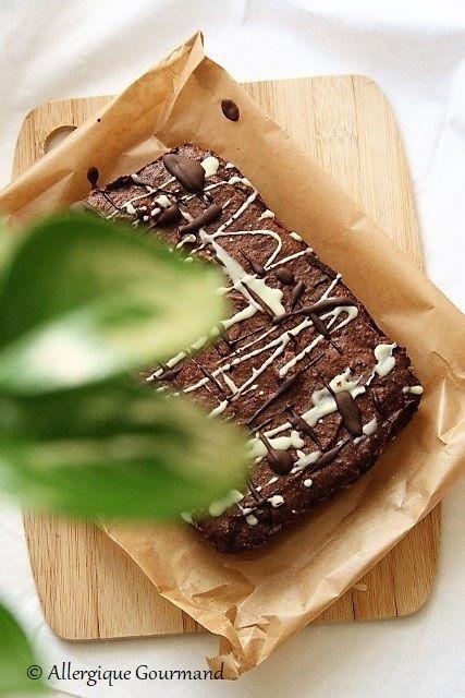Brownie bio sans gluten sans lait sans oeufs - Cuisinez gourmand sans gluten sans lait sans oeufs ...
