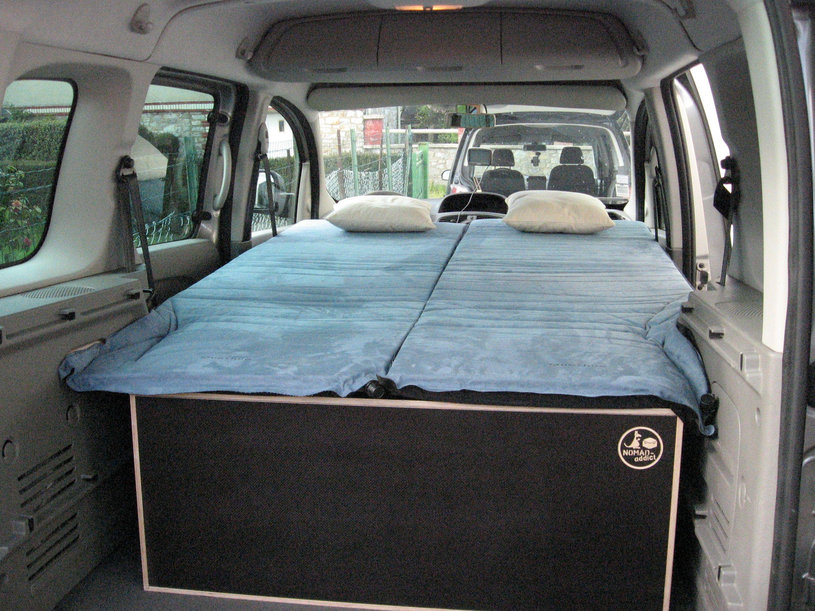 amenagement kangoo am nagement multispace pinterest am nagement. Black Bedroom Furniture Sets. Home Design Ideas