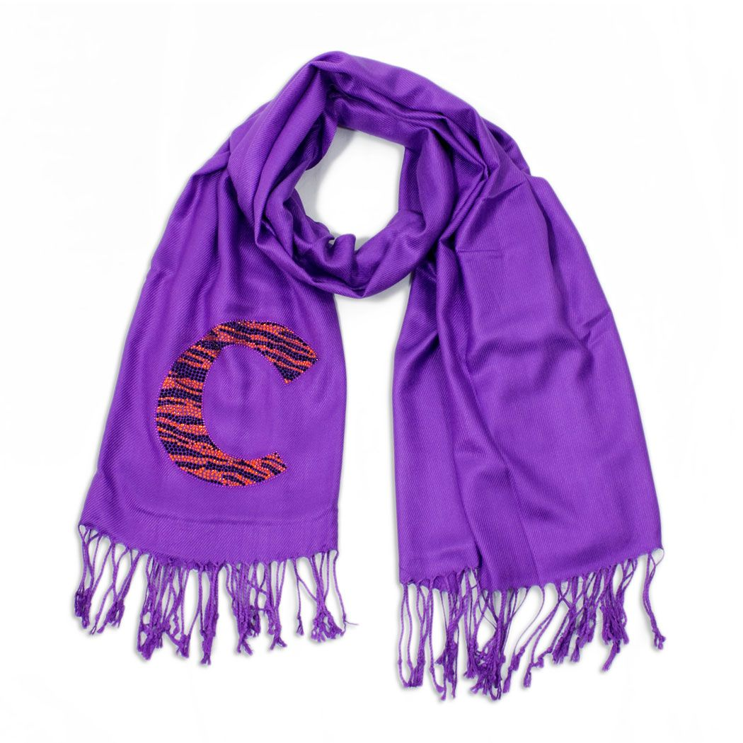 Wrap yourself in shining Tiger Pride at the next Clemson baseball game or any day.