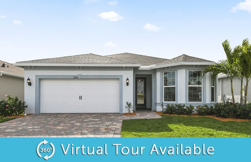 Prosperity At Del Webb Tradition In Port Saint Lucie Fl Now Available For Showing By Millie Gil Broker Owner In 2020 Villa Design Resort Style Pool Port Saint Lucie