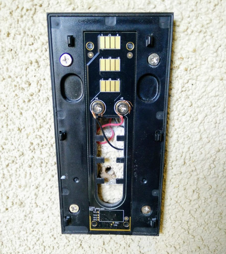 Picture Of After Ring Wifi Video Doorbell Mounting Bracket