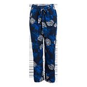 Print Trousers - 100% Viscose