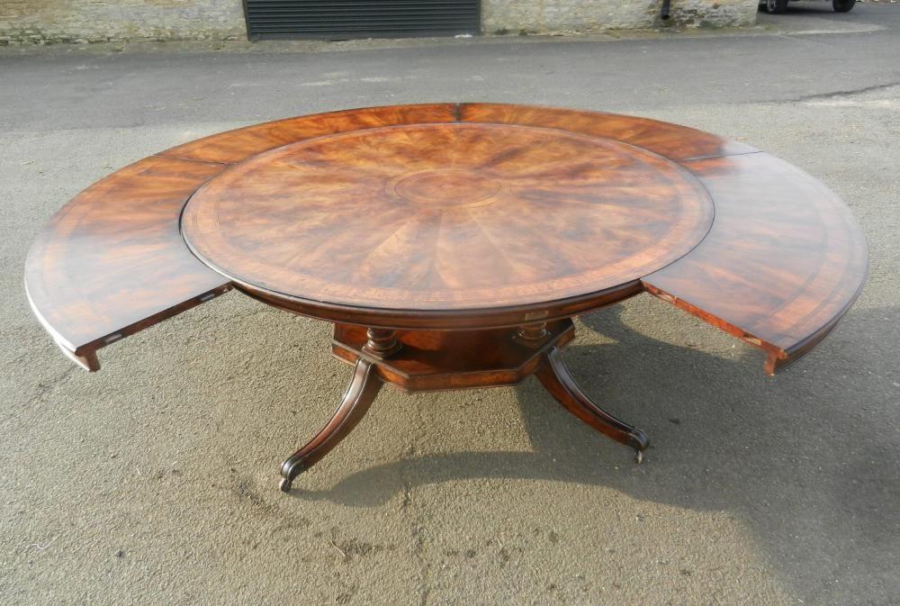 10 Seater Antique Oak Refectory