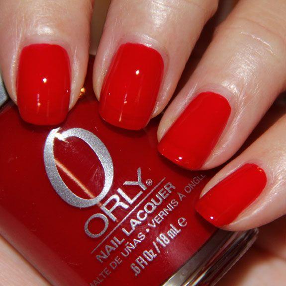 Orly Ma Cherie From Holiday Soiree Nail Polish Colors Nail Polish Nails