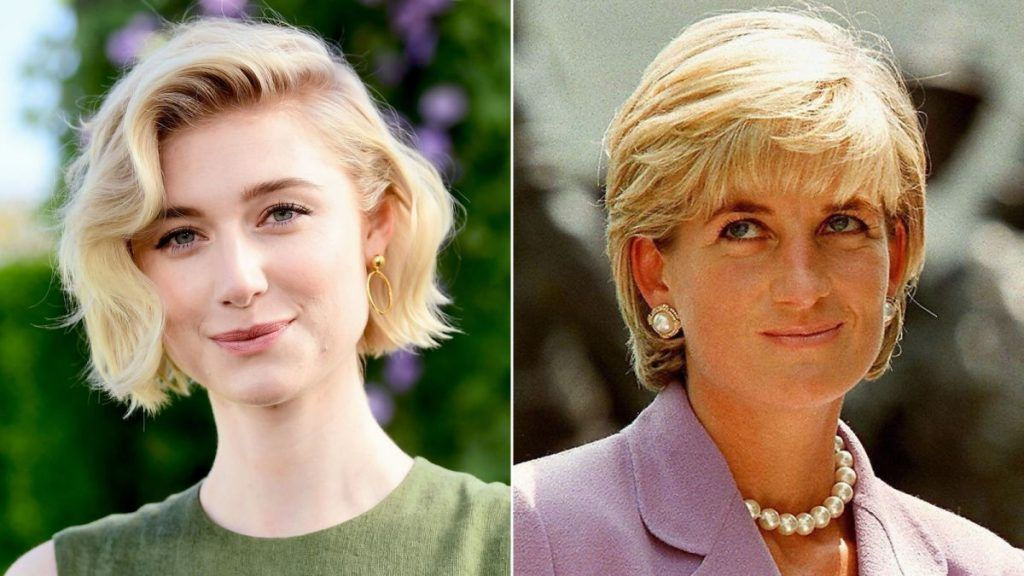Elizabeth Debicki Will Play Princess Diana In The Crown Season 5 6 In 2020 Elizabeth Debicki The Crown Season Princess Diana