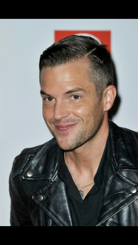 Name This Haircut Stylish Brandon Flowers Hairstyle Pinterest
