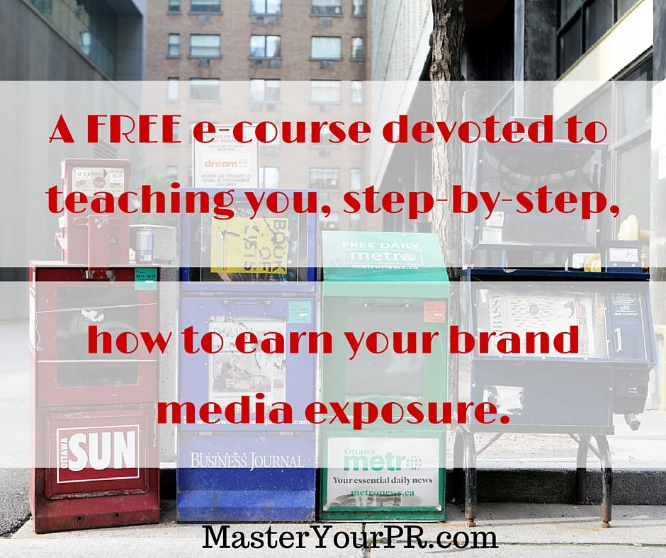 Master your pr how you can earn media exposure pinterest public want publicity but cant afford to hire someone to do your brands public relations learn how to do it yourself here solutioingenieria