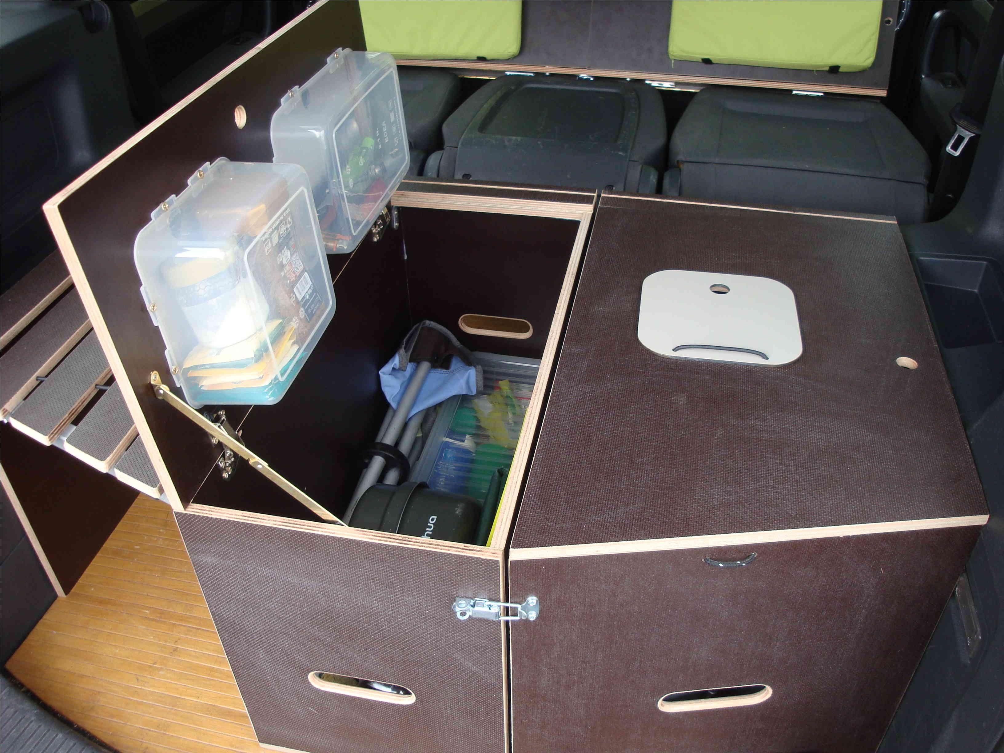 coffre rangement 1 kangoo pinterest van am nag coffre de rangement et coffre. Black Bedroom Furniture Sets. Home Design Ideas
